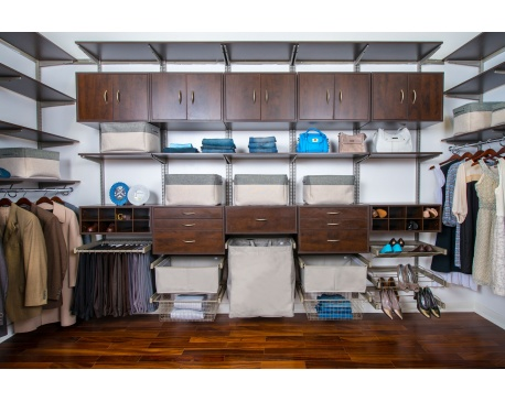 FreedomRail Is Great For Closets, Pantries, Linen U0026 Laundry Closets, And  Any Other Areas In The Home That Needs To Be Organized.